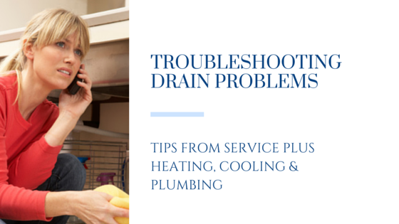 Troubleshooting Drain Problems