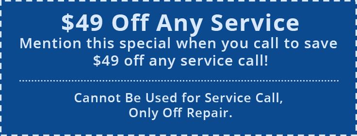 49 off service