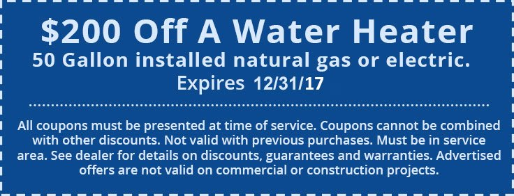 Water Heater Installation | Fishers IN | Carmel IN
