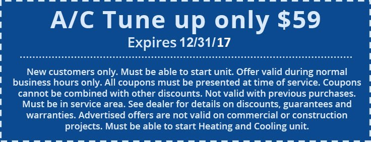 AC Repair - Maintenance Coupon | Indianapolis | 317-434-2627