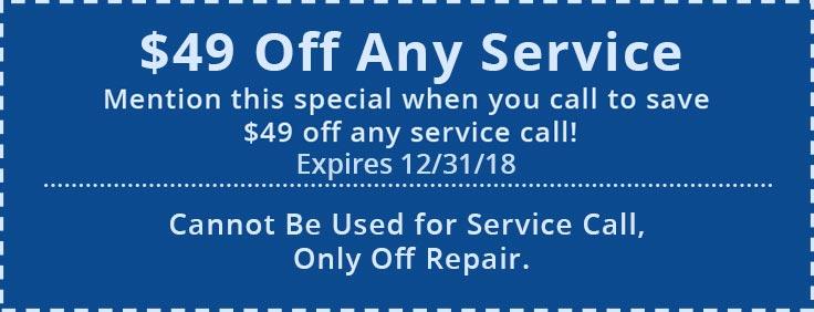 Plumbing & HVAC Coupons | Indianapolis | 317-434-2627