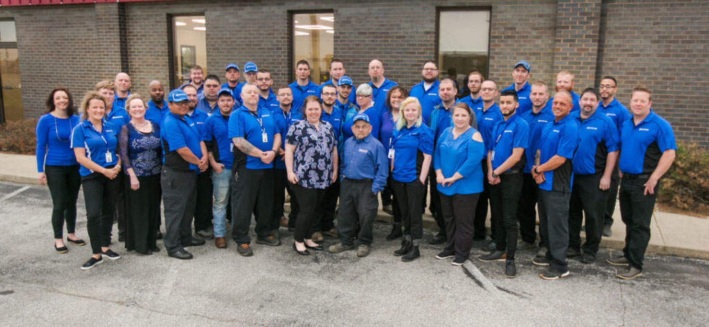 Service Plus Heating Cooling Plumbing family staff